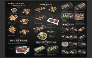 sushi adlibitum